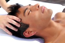 Craniosacal therapy to relieve neck pain