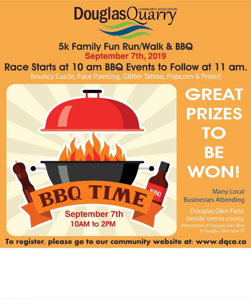 Fundraiser BBQ Calgary